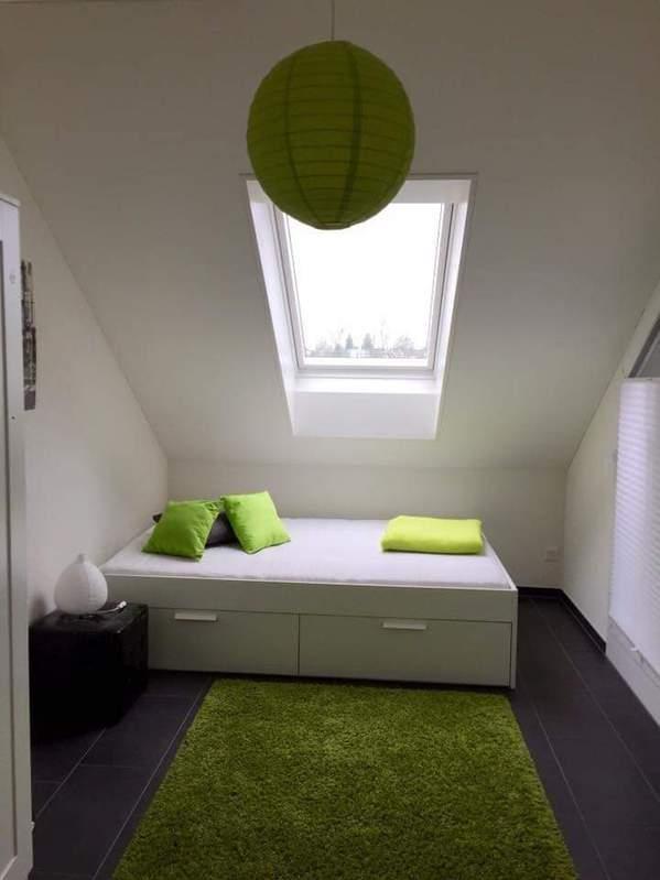 Helle, moderne und gemütliche Dachwohnung mit grosszügiger Terrasse 3