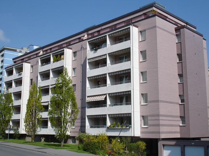 2.5-Zimmerwohnung mit grossem Balkon im 3. OG !!! 6005 Luzern