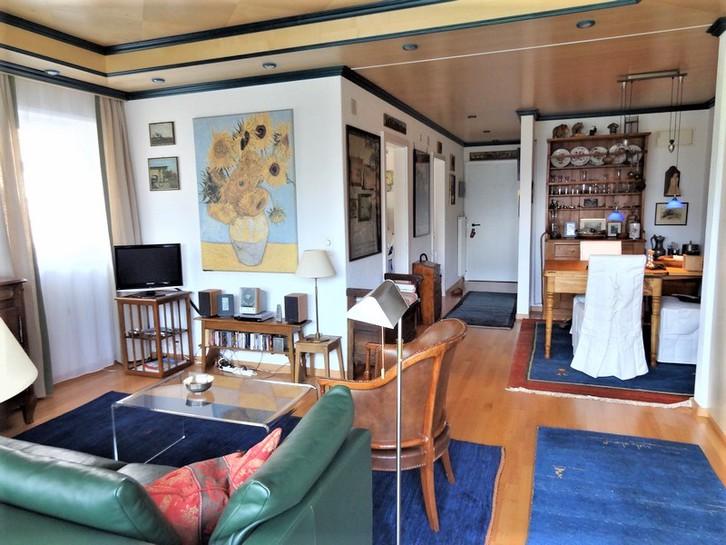 Appartementhaus SALUTE 2.5 Zimmerwohnung. hell und freundlich. Terrasse, Garten und Balkon 2