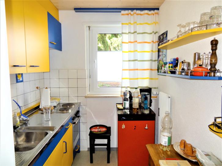 Appartementhaus SALUTE 2.5 Zimmerwohnung. hell und freundlich. Terrasse, Garten und Balkon 3