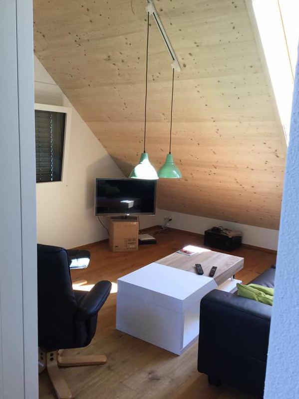 Dachwohnung 3 1/2-Zimmer 6072 Sachseln
