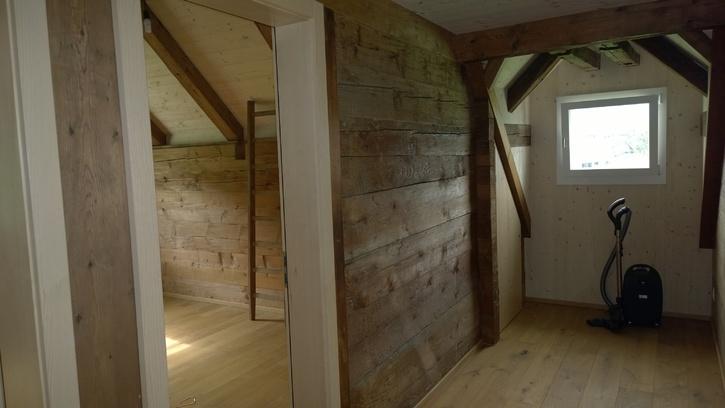 Dachwohnung 3 1/2-Zimmer 4