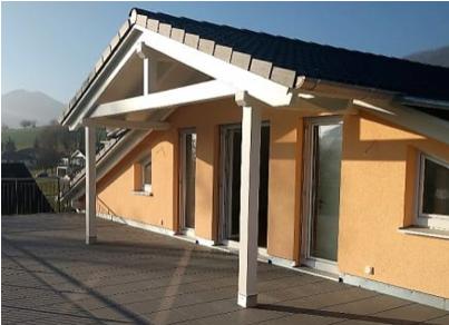 1 WG ZIMMER in einer gr0ßzügigen neu sanierten Dachgeschosswhg 5018 Erlinsbach