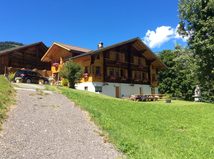 4-Zimmer Ferienwohnung in Grindelwald (Dauermiete) 3818 Grindelwald