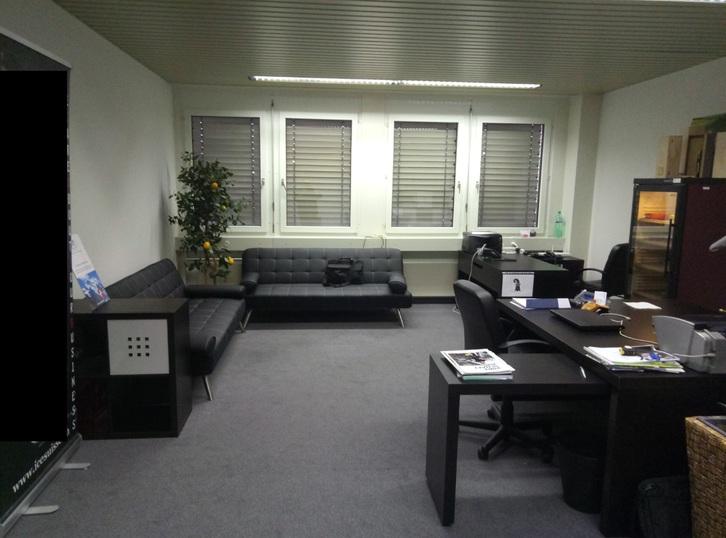 Büro Untermieter gesucht 2