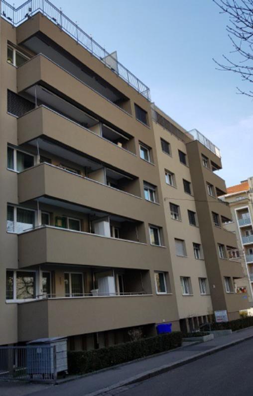 Komfortable 2.5-Zimmerwohnung mit Balkon! 4053 Basel