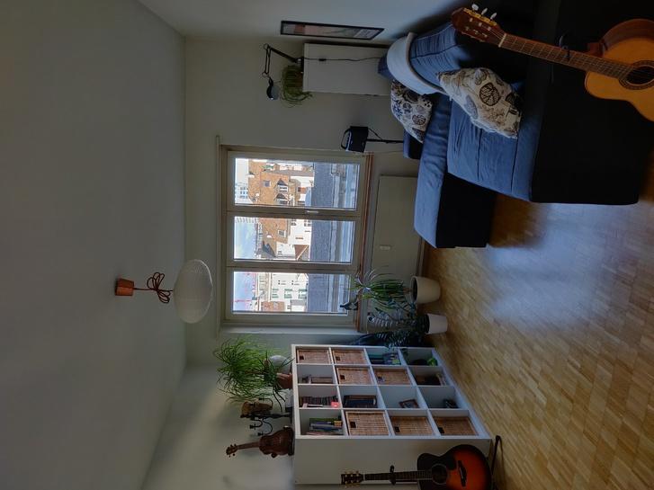 Charmante, helle Wohnung im Kleinbasel mit Balkon 3
