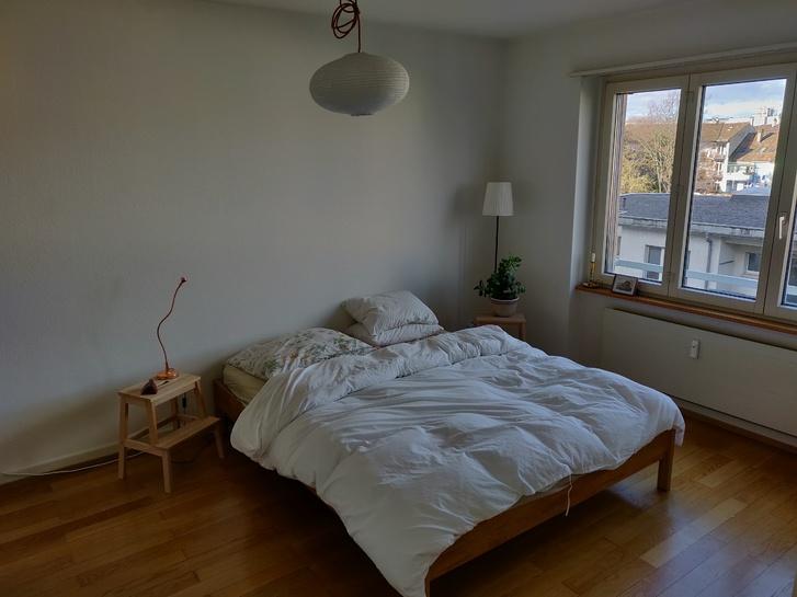 Charmante, helle Wohnung im Kleinbasel mit Balkon 4