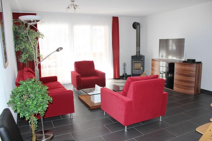 IRIS B, 3.5 Zimmerwohnung in bester Lage in Leukerbad 3954 Leukerbad