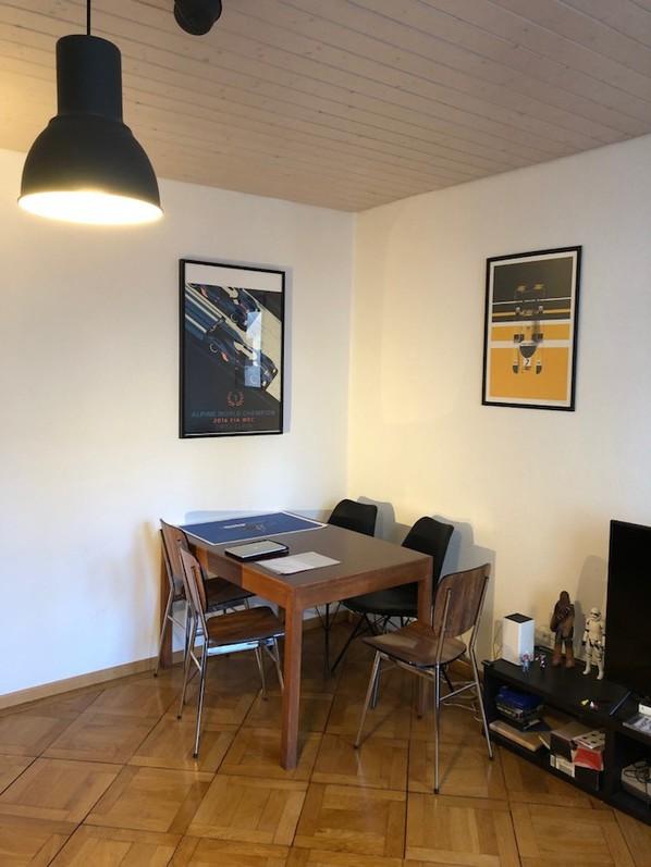 3 Zimmer Wohnung mit Balkon  2503 Biel