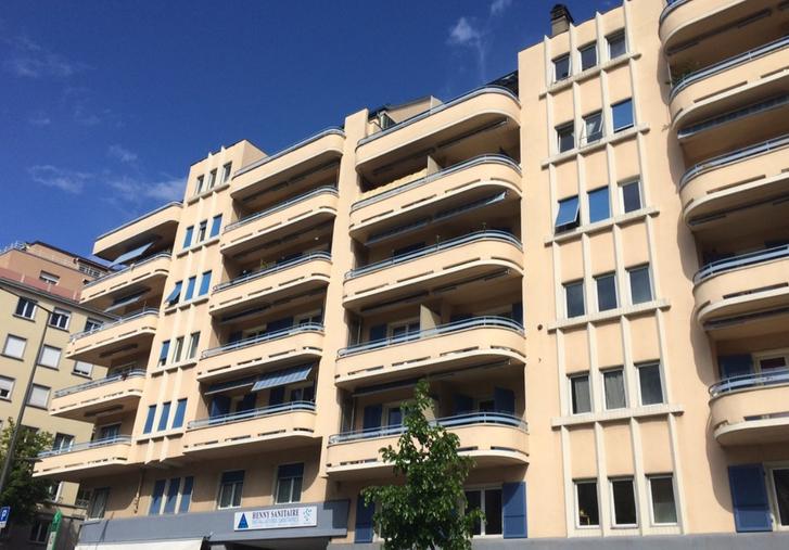 Appartement de 1.5 pièces au 3er étage avec magnifique! 1005 Lausanne