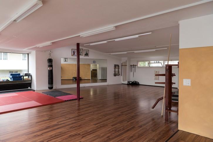 Trainingsraum für Tanz, Gymnastik, Yoga o.ä. 8610 Uster