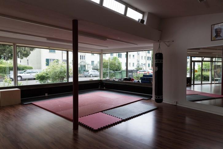 Trainingsraum für Tanz, Gymnastik, Yoga o.ä. 2