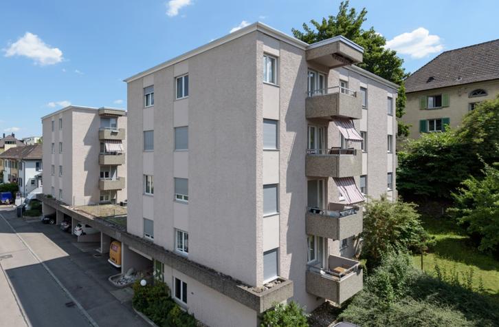 Grosszügige 1.5-Zimmerwohnung (ca. 39 m2) im 2.OG !!! 8050 Zürich