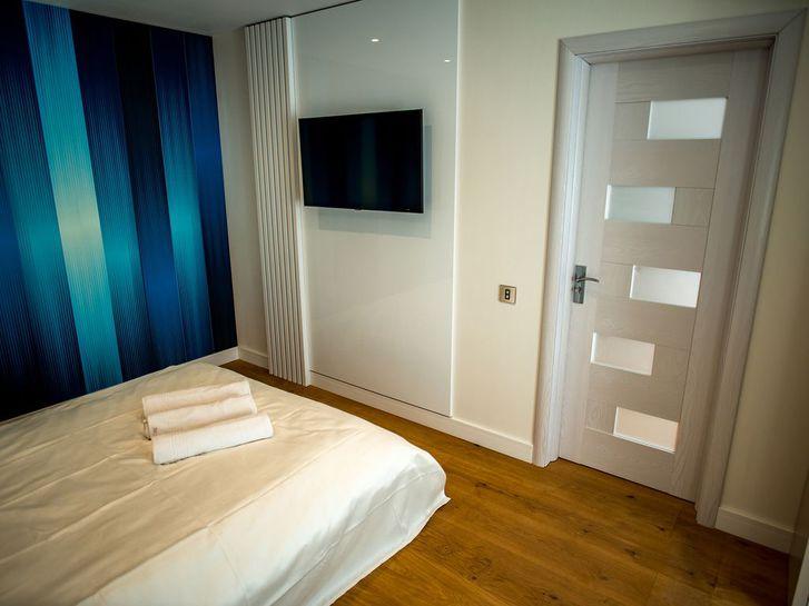 Diese charmante 2-Zimmerwohnung in Zürich old town 3