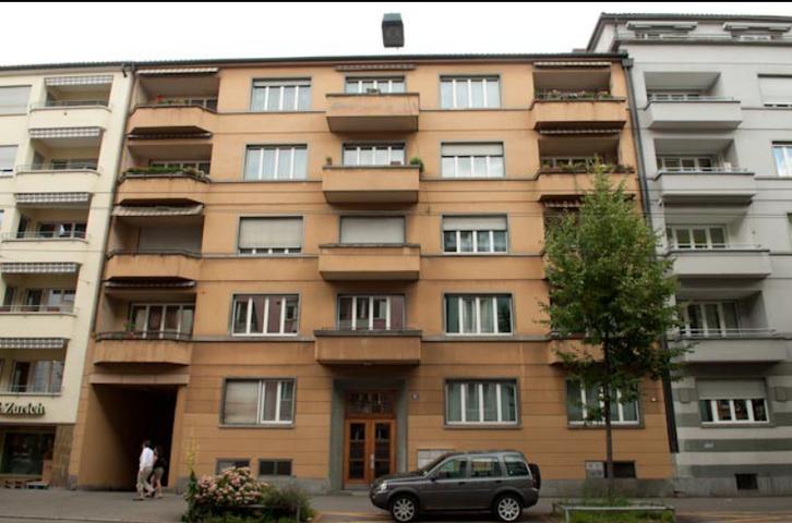 Zentral gelegene 2.5-Zimmerwohnung im (ca. 69 m2) im 2.OG !!! 8002 Zürich