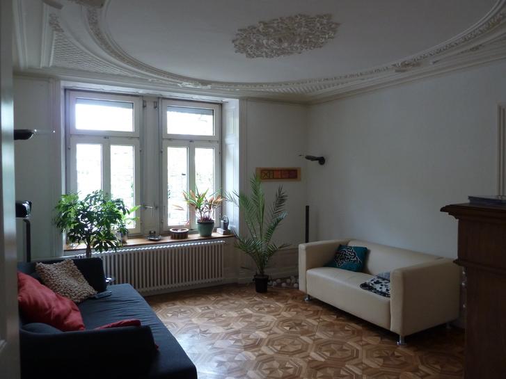 Altstadt Winterthur: wunderschöne 4 Zimmer Wohnung zur Untermiete  8400 Winterthur