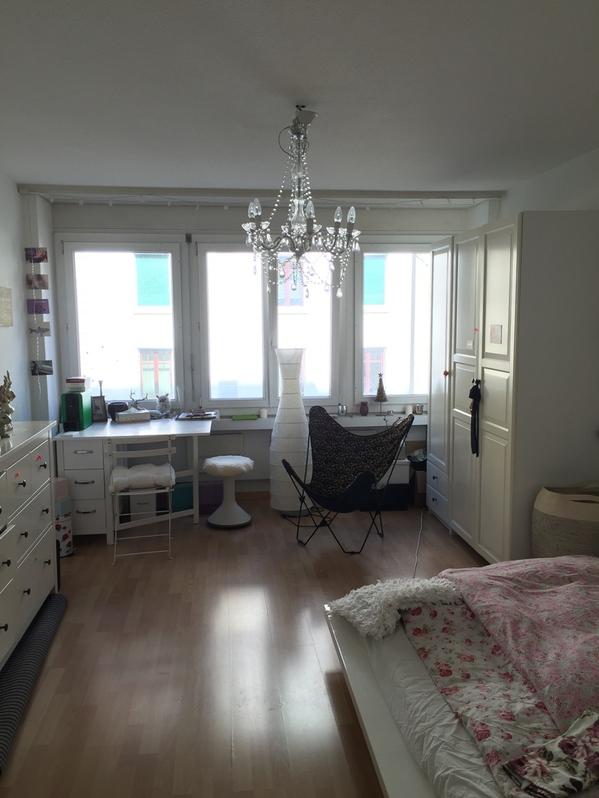möblierte 1-Zi-Wohnung zur Untermiete zentral in Luzern 6003 Luzern