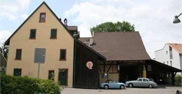 Gewerberaum / Werkstatt im Zentrum von Therwil zu vermieten 4106 Therwil