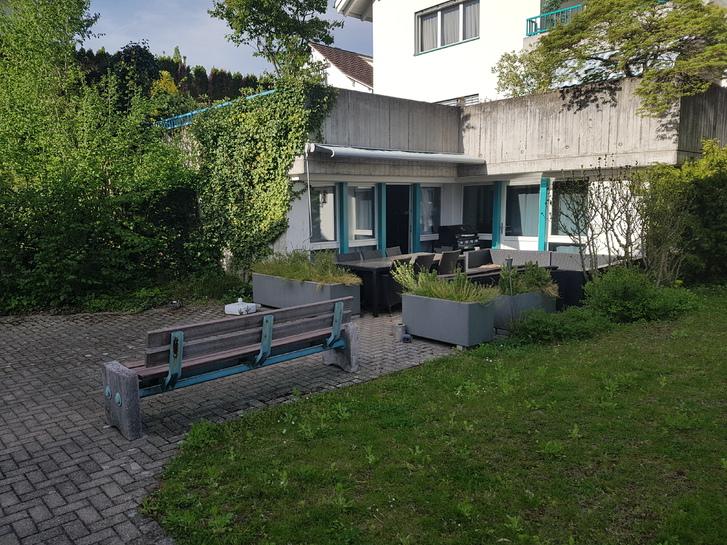 Loft-Gartenwohnung  Fislisbach