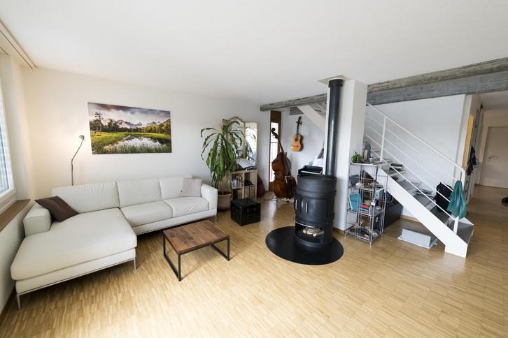 3.5 Zimmer Maisonette Wohnung zur Untermiete für ein Jahr 3053 Münchenbuchsee