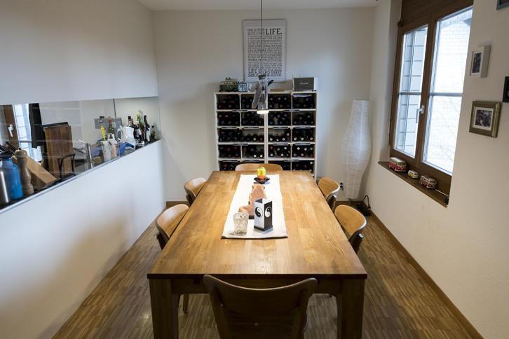 3.5 Zimmer Maisonette Wohnung zur Untermiete für ein Jahr 4