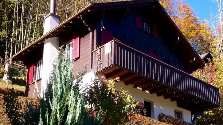 Wunderschönes Chalet im idyllischen Glarnerland (Nähe Braunwald) 8775 Luchsingen