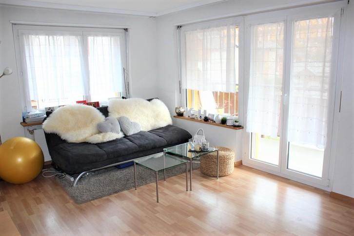 Appartementhaus Saphir, grosse helle 2.5-Zimmerwohnung 3954 Leukerbad
