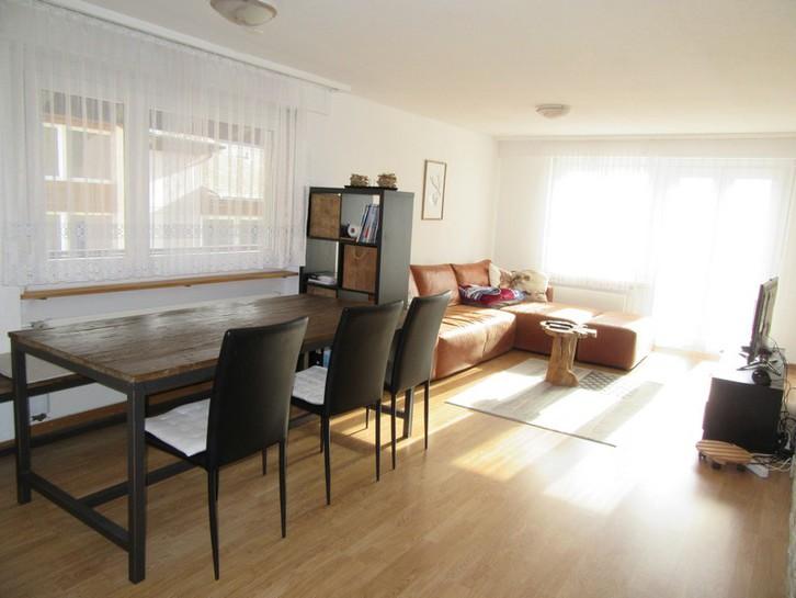 Eldorado - renovierte 3.5-Zimmereckwohnung in Leukerbad 3954 Leukerbad