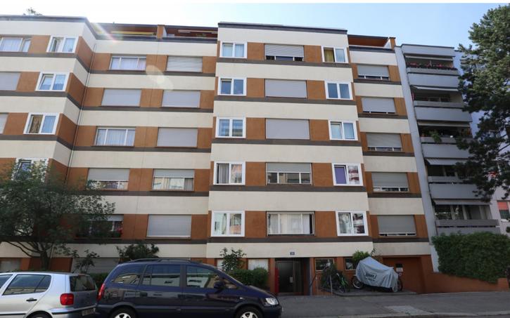 2.5-Zimmer-Wohnung an lokaler Lage ! 4055 Basel