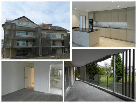 4.5 Zimmer Wohnung inkl. Tiefgaragenplatz 5712 Beinwil am See