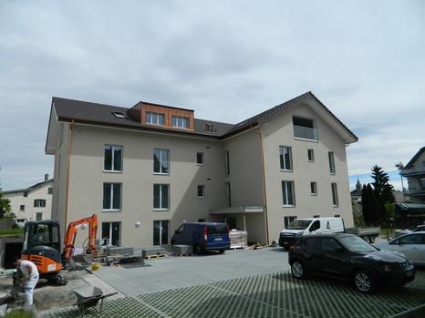 4.5 Zimmer Wohnung inkl. Tiefgaragenplatz 2