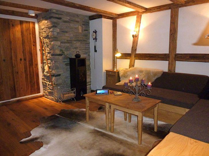 1.5-Zimmerwohnung im Chalet Gassenboden, Leukerbad 3954 Leukerbad