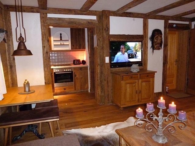 1.5-Zimmerwohnung im Chalet Gassenboden, Leukerbad 2
