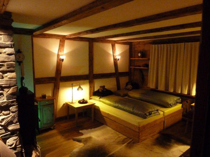 1.5-Zimmerwohnung im Chalet Gassenboden, Leukerbad 3