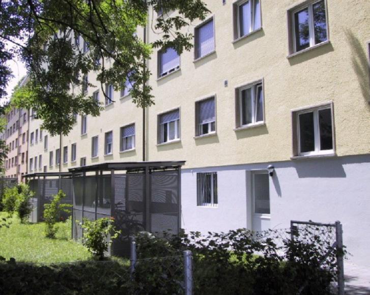 Zentral Modernes 2.5-ZimmerWohnung im 3.OG! 8045 Zürich