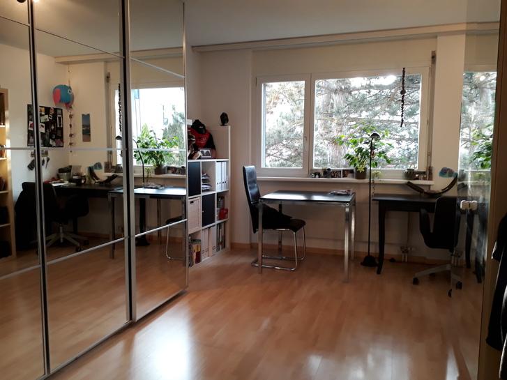 Grosszügige 3.5-Zimmer-Wohnung mit Balkon in Altstetten 3