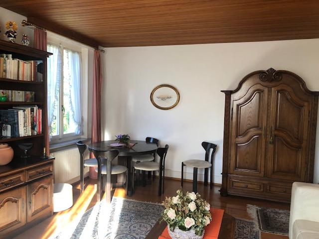 Wohnen wie im eigenen Haus! 3-Zi. Wohnung mit Garten 4142 Münchenstein