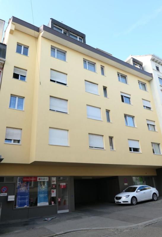 Attraktive Wohnung mit grossem Balkon !  9000 St. Gallen