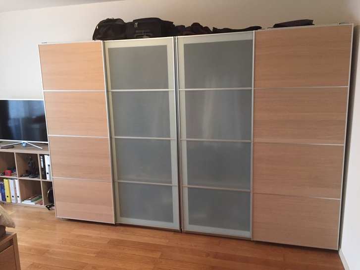 Möblierte 2 Zimmerwohnung beim Winterthurer HB 2
