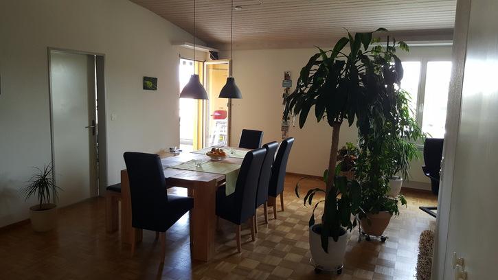 Schöne 3 1/2 Zimmer Wohnung  9500 Wil