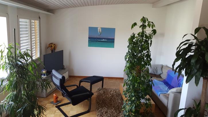 Schöne 3 1/2 Zimmer Wohnung  2
