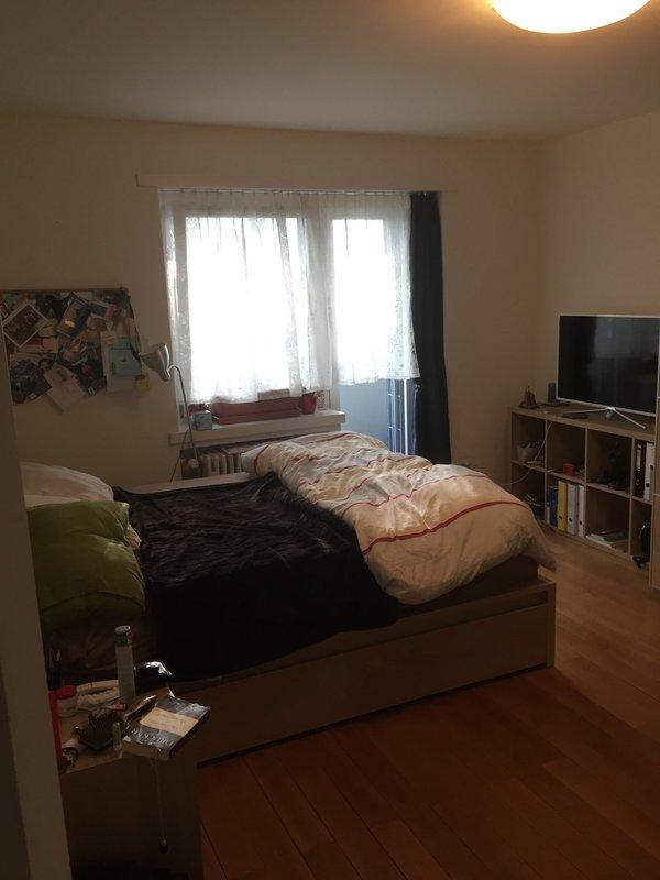 Möblierte 2 Zimmerwohnung beim Winterthur HB 8400 Winterthur