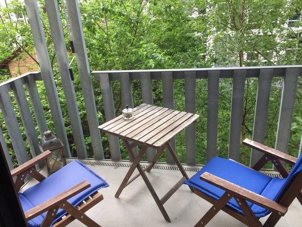 Möblierte 2 Zimmerwohnung beim Winterthur HB 3