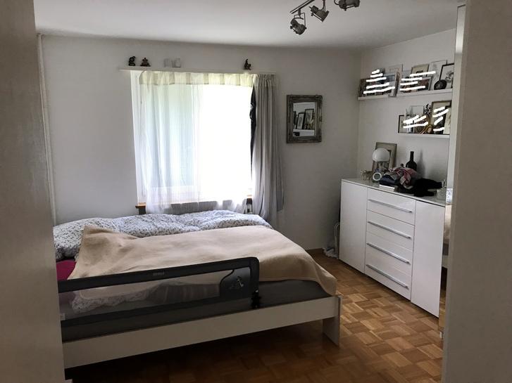 4-Zimmerwohnung mit Balkon, hell, warm und zentral 4