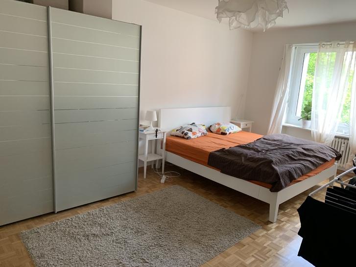 2,5 Zimmer Wohnung in basel Stadt. Breite Quatier 50m zum Rhein  2