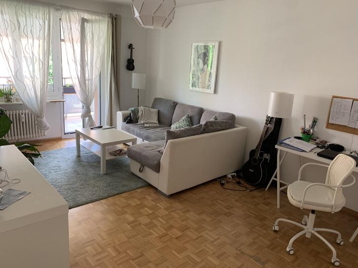 2,5 Zimmer Wohnung in basel Stadt. Breite Quatier 50m zum Rhein  3
