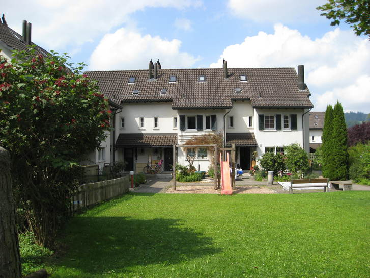5.5 Reiheneinfamilienhaus im Landhausstil 8493 Saland
