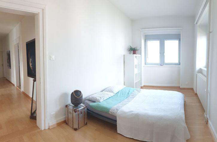 15m2 Raum in wunderschoenem Stilaltbau in Goldau, Fahzeit nach Zuerich HB 37 min, Zug 15min 3