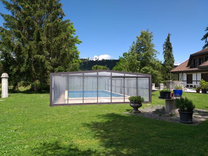 4,5 zi Wohnung mit Pool und Blick ins Grüne - Eine Monatsmiete Geschenkt 2